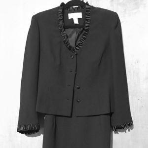 Jones New York 90's Vintage Skirt Suit
